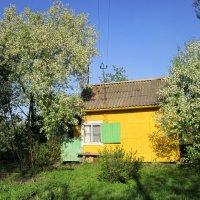 Солнечный домик . :: Мила Бовкун