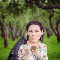 ♥♥♥ Анютка, в парке Коломенское 14.05.2015г. ♥♥♥ :: Alex Lipchansky