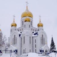 Церковь1 :: Xenia Togacheva