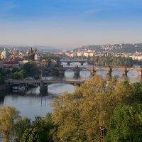 172 Пражские мосты :: Валериан Дружинин