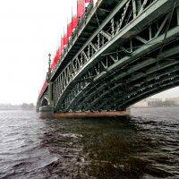Под мостом........... :: Валентина Папилова
