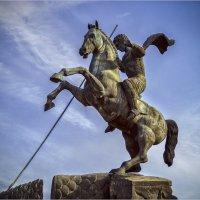 Святой Георгий Победоносец :: Андрей Дворников