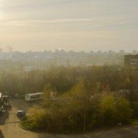 Утро из окна :: Роман