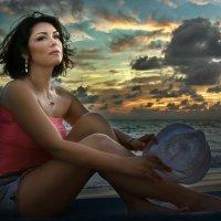 Как сон цветной, красив несказанно восход... :: Tатьяна Ольшевская