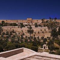 на старый Иерусалим :: Сергей Ситников