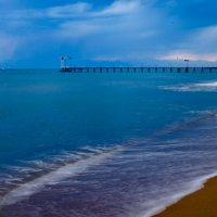 Утро на море. :: Виктор Евстратов