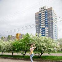 На прогулке :: Юрий Замараев