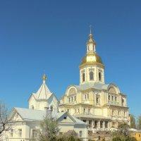Златые купола повсюду ! :: Наталья Маркелова