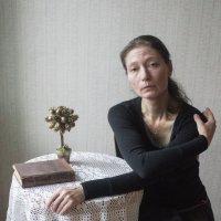 портрет :: Hristina Klyashtornaya