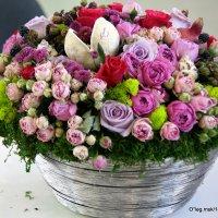 вот столько красивых цветов :: Олег Лукьянов