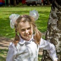 Школьница :: Elena Ignatova
