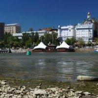 Панорама Ростовской набережной :: Сергей Шруба