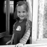 В детстве. :: cfysx