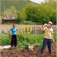 Горячее задание на лето... :: Кай-8 (Ярослав) Забелин