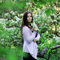 весна :: Karina Abramova