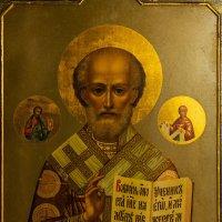Святитель Николай, архиепископ Мир Ликийских :: Валентин Яруллин