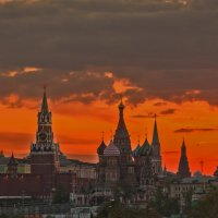 Красное :: Alexsei Melnikov