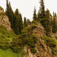 горный пейзаж :: Горный турист Иван Иванов