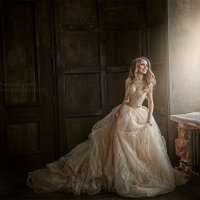 Невеста Алина :: наталия голованова
