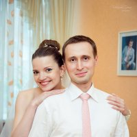 Анна и Денис :: Ольга Иванова