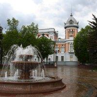 фонтанчик :: Павел Рябцев