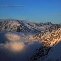 Над облаками 1522 :: Олег Петрушин