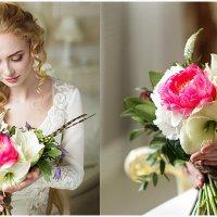 Невеста, в этот светлый миг ты прекрасней всех.... :: Алеся Daisy