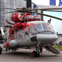 Ми-8АМТ :: Павел Myth Буканов