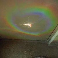 Дифракция на компакт-диске :: Андрей Лукьянов