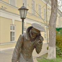 предтече современного чиновника, посвящается :: Petr Popov