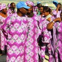 Африканцы на смотровой площадке Иерусалима :: ВСЕ В ЭТОЙ ЖИЗНИ...ТАК НЕ ПРОСТО.... ALZHIS