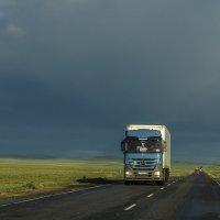 Дороги, дороги, дороги.... :: Вадим Куликов