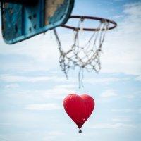 Бросок любви :: Илья Матвеев