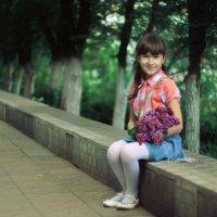 С сереневым букетом :: Артемий Кошелев