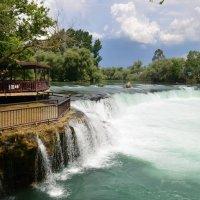 Водопад в Манавгате-2. :: Виктор Евстратов