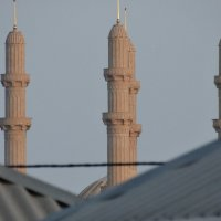А из нашего окна... :: Gudret Aghayev