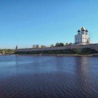Псковский кремль. :: Nikolay Ya.......