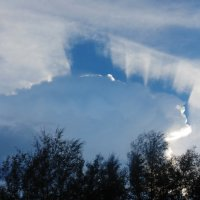 Чудеса на небе :: Наталья Нарсеева
