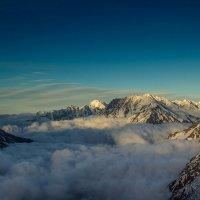 Над облаками 1465 :: Олег Петрушин