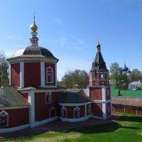 церковь в Суздале :: Сергей Цветков