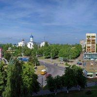 Гомель на высоте :: yuri Zaitsev