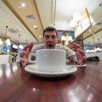 утренний кофе :: Алёна Козлова