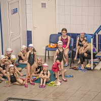 Первые соревнования: главное- участие! :: Ирина Данилова