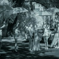 Свадьба :: Андрей Воробьев