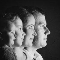 Семья :: Виталий Кубасов