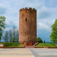 Белая вежа, г.  Каменец :: Сергей Хомич