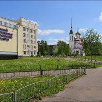 Храм Св.Татьяны. :: Роланд Дубровский