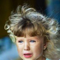 То чувство, когда плачет ребёнок.... :: Ксения Заводчикова