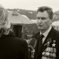 Интервью (9 мая) :: Oleg Akulinushkin