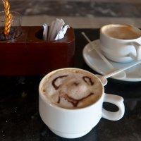 Кофейная улыба...)) :: Владимир Хиль